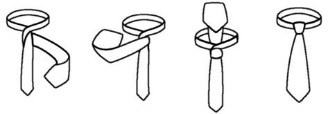 Krawattenknoten Altdeutsch